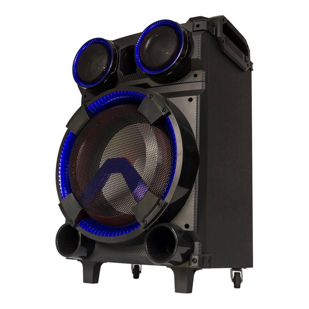 SoundPEATS P4 Portable Bluetooth Speaker review - John Large .co.uk