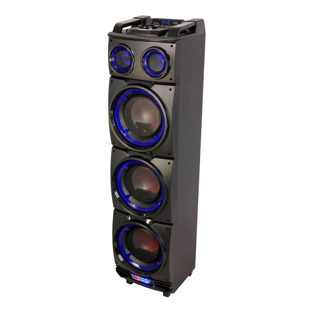Ibiza Sound StandUp12 400W Active Speaker Battery Bluetooth Party Sound System