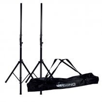 Rhino Speaker Stand Kit Heavy Duty 35mm Tripod