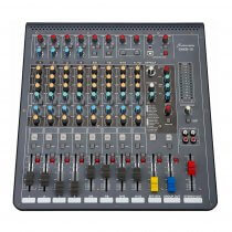 Studiomaster C6XS-12 Compact Audio Mixer 12 Channel Mixing Desk USB Digital FX Effects