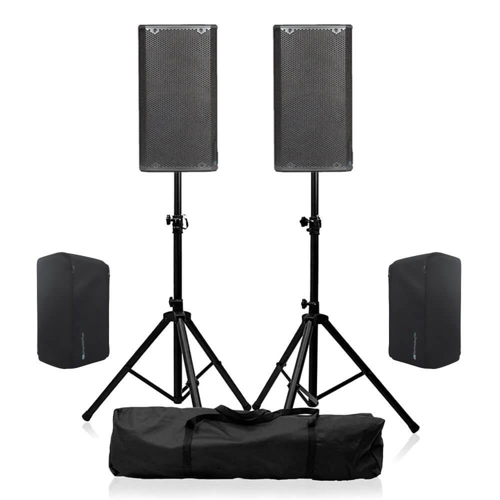 "dB Technologies OPERA 15 2400W 15"" Active Speaker Bundle inc Covers"