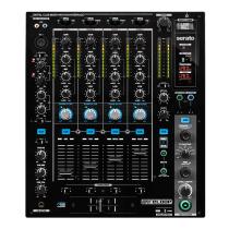Reloop RMX-90 DVS 4 Channel DJ Mixer inc. Serato DJ Pro (Full)