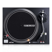 Reloop RP-4000M MK2 Direct Drive Turntable (Black)