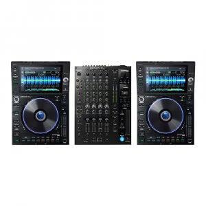 Denon DJ SC6000 Prime Media Player (Pair) + X1850 Prime Mixer *coming soon*