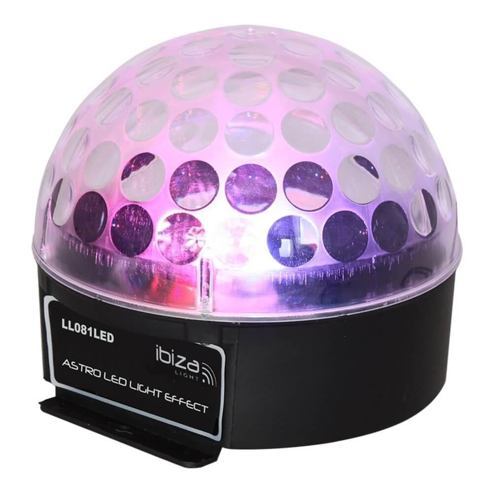 Ibiza Light Astro LED Ball Lighting Effect