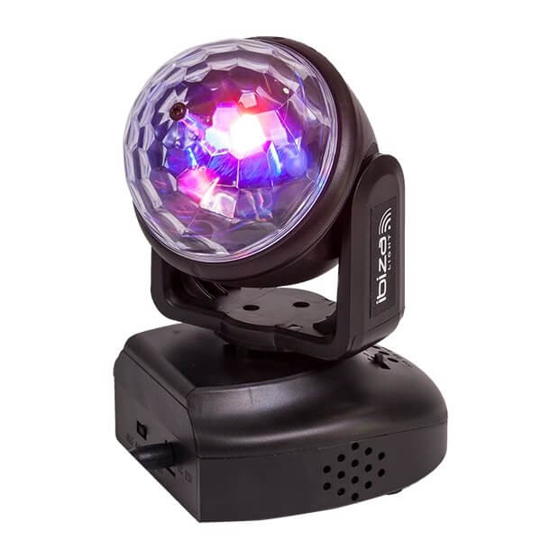 Ibiza Light LED Moving Head with Astro Effect