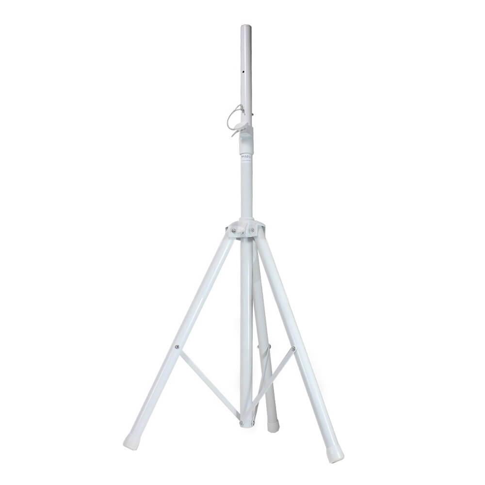 Ibiza Sound SS03-WH White Tripod Speaker Stand