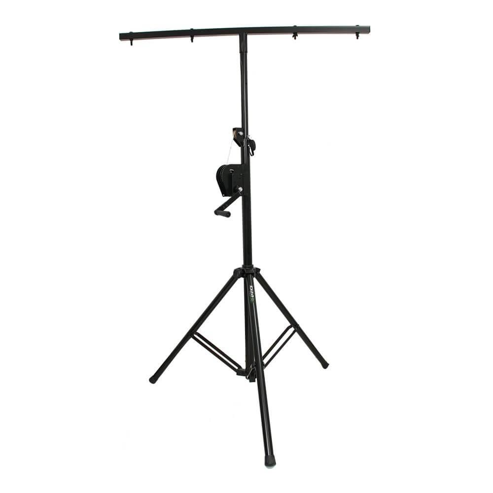 Ibiza Winch Stand 70kg 2.7m Lighting Stand