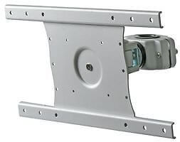 """SPEAKER STAND MOUNTING BRACKET for LCD TV & TFT MONITOR - HOLDS UP TO 37"""" SCREEN"""