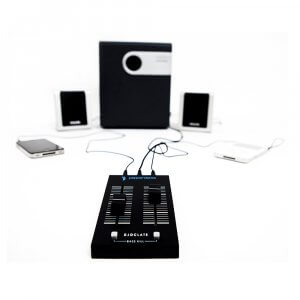PepperDecks Djoclate 2 Channel Pocket DJ Mixer