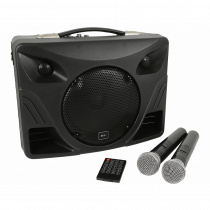QTX Delta 50 Portable Sound System with Bluetooth