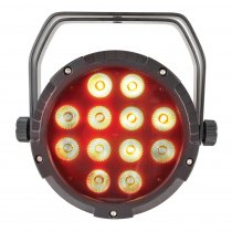 QTX HIPAR-120 Weatherproof Par Can IP65 LED Uplighter 12 x 10W RGBW