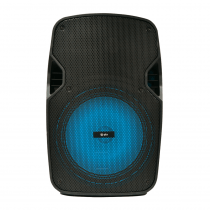 QTX PAL12 Portable PA System with LEDs