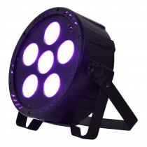 QTX PAR180 High Power COB Par Can 6 x 30W RGB LED Lighting DMX + Remote