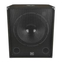 "QTX QT15S Subwoofer Speaker Bass Bin Box 15"" 300w 170.750"