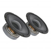 "2x QTX 6.5"" Replacement Driver Speaker for QT6 120W 178.400UK"