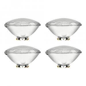 4x Omnilux PAR 56 300W 12V Swimming Pool Lamp Bulb PAR56 Fountain SPA