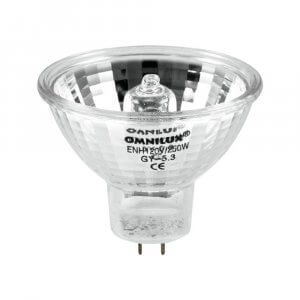 Omnilux ENH 120V 250W Effects Lamp Bulb GY5.3 Base Reflector Disco DJ Lighting