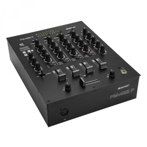 OMNITRONIC PM-422P 4Channel DJ Mixer with Bluetooth & USB Player