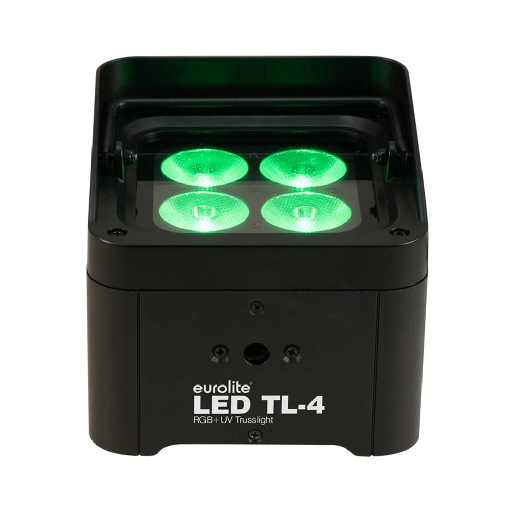 Eurolite LED TL-4 QCL RGB+UV Uplighter