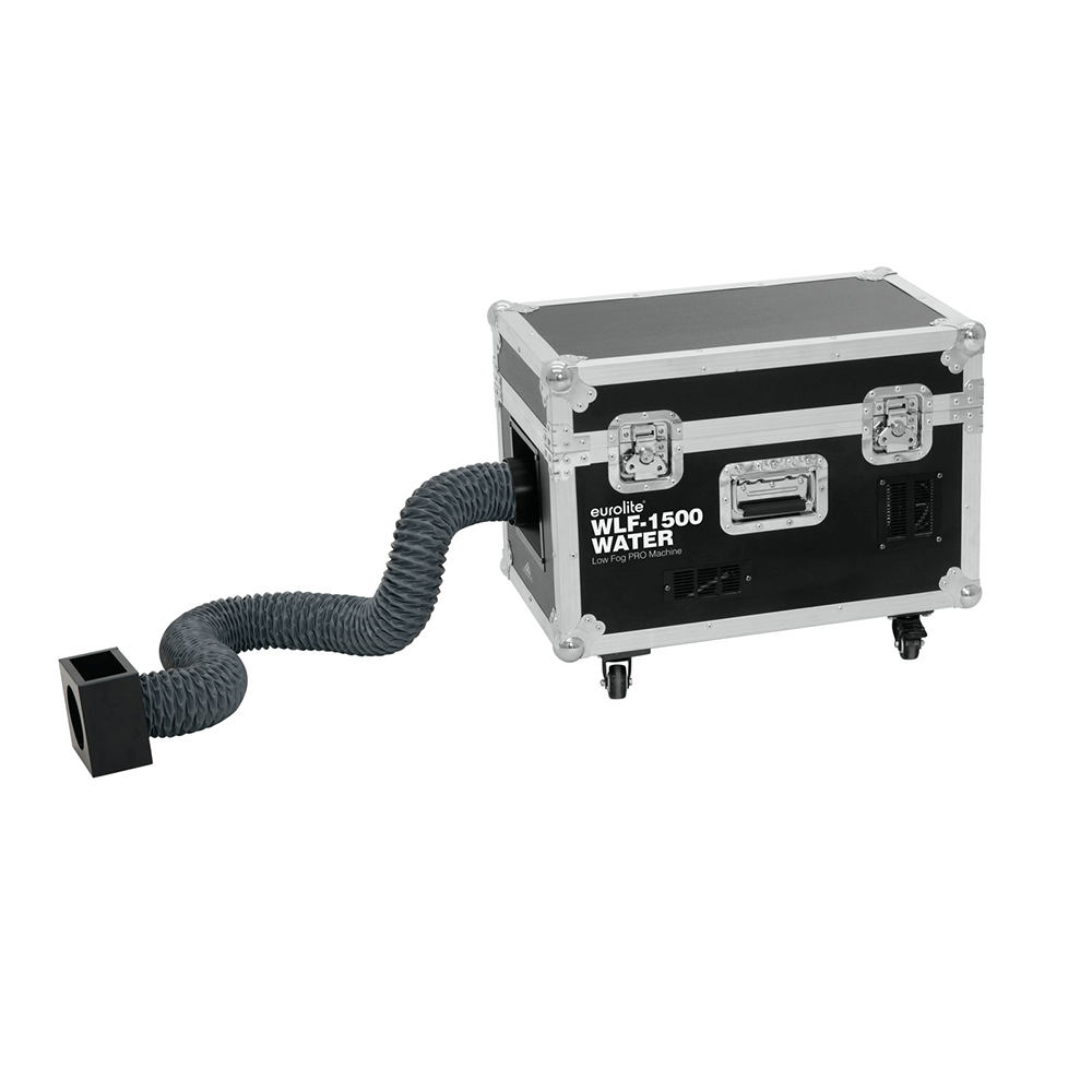 Eurolite WLF-1500 Low Fog Machine Dry Ice Effect