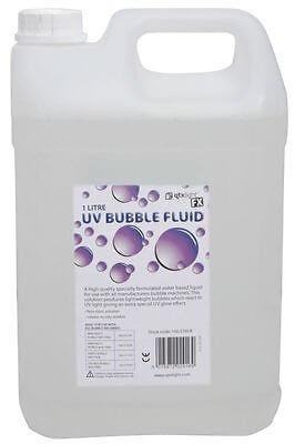 QTX UV Bubble Fluid 5 Litres