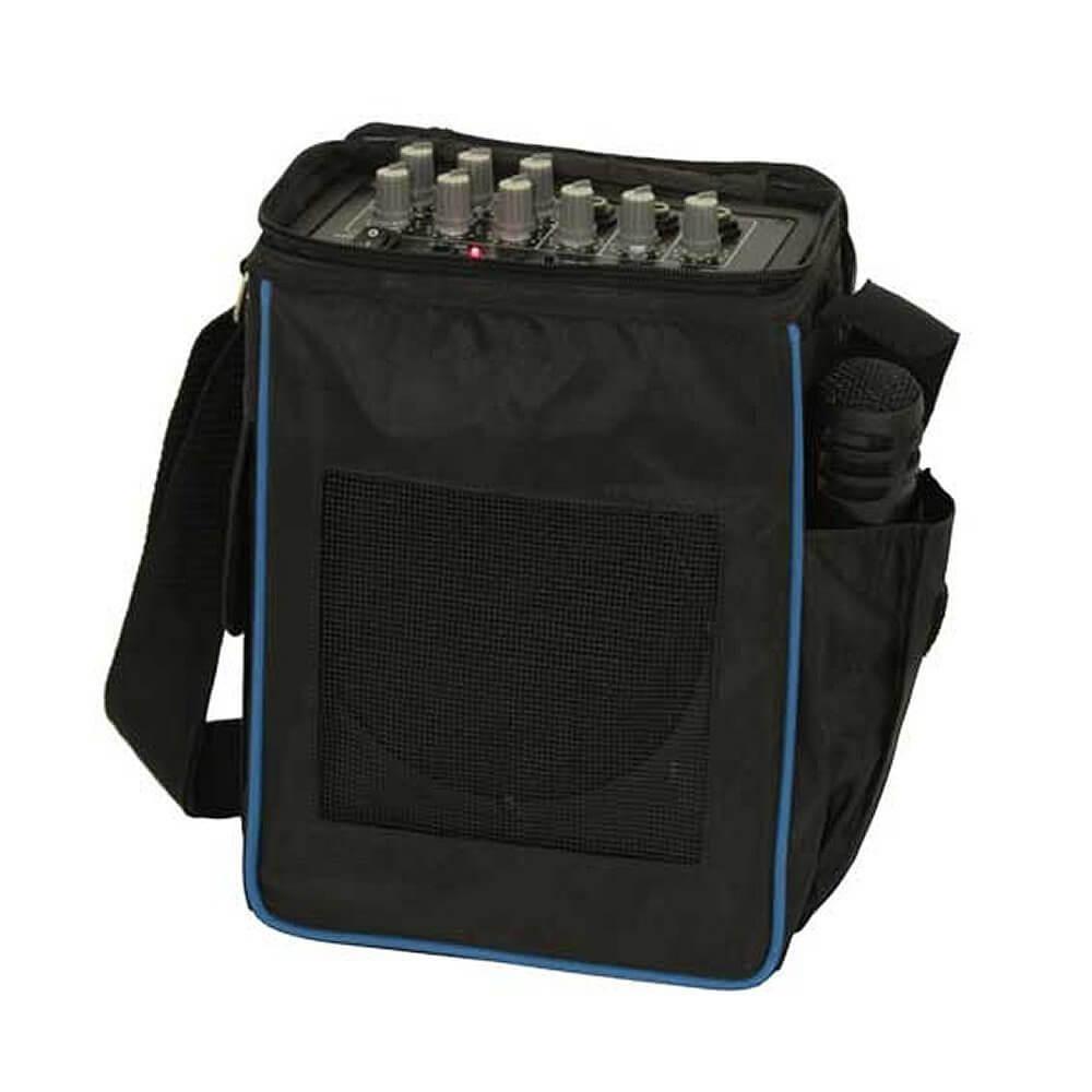 IBIZA SOUND PORT6 Portable Battery Sound System USB & Mic