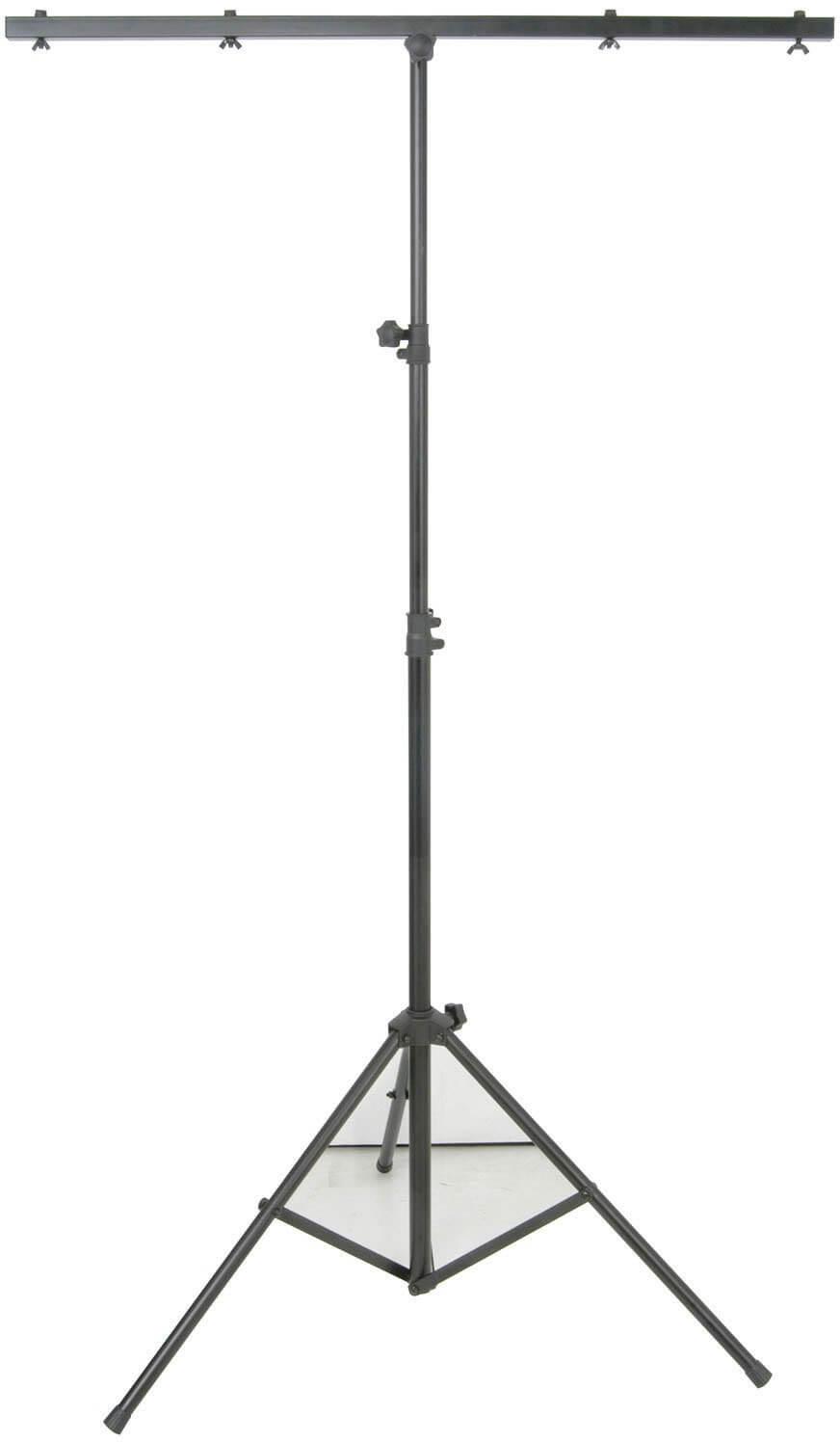 QTX LT01 Lighting Stand 30KG SWL DJ Lighting Effects Tripod