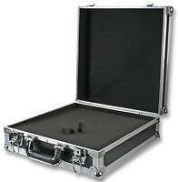 Universal Medium Heavy Duty Flightcase foamed suitable for mics, effect & cables