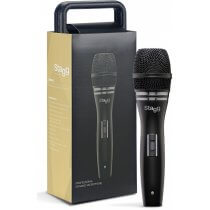 Stagg SDM90 Professional Metal Dynamic Vocal Microphone Handheld