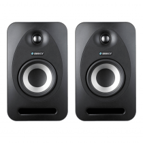 2x Tannoy Reveal 402 Studio Monitor Speaker 50W Single