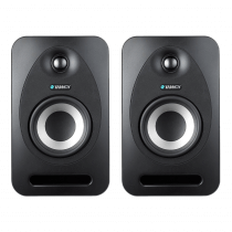 2x Tannoy Reveal 502 Studio Monitor Speaker 75W Single