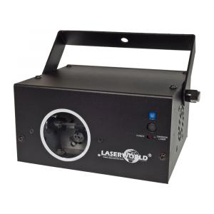 Laserworld EL-230RGB RGB Scanning Laser+ 50 Patterns