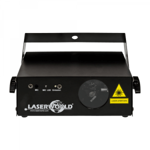 Laserworld EL-60G 60mW GREEN Laser