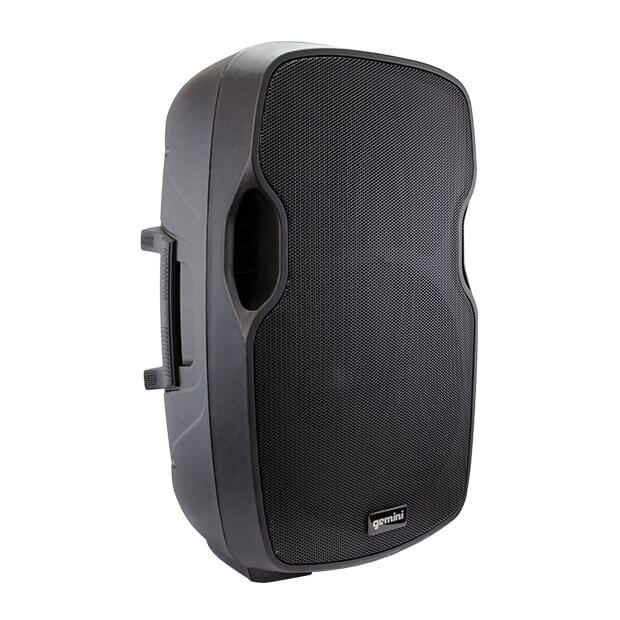"Gemini AS-15BLU 15"" Active Speaker *BStock*"