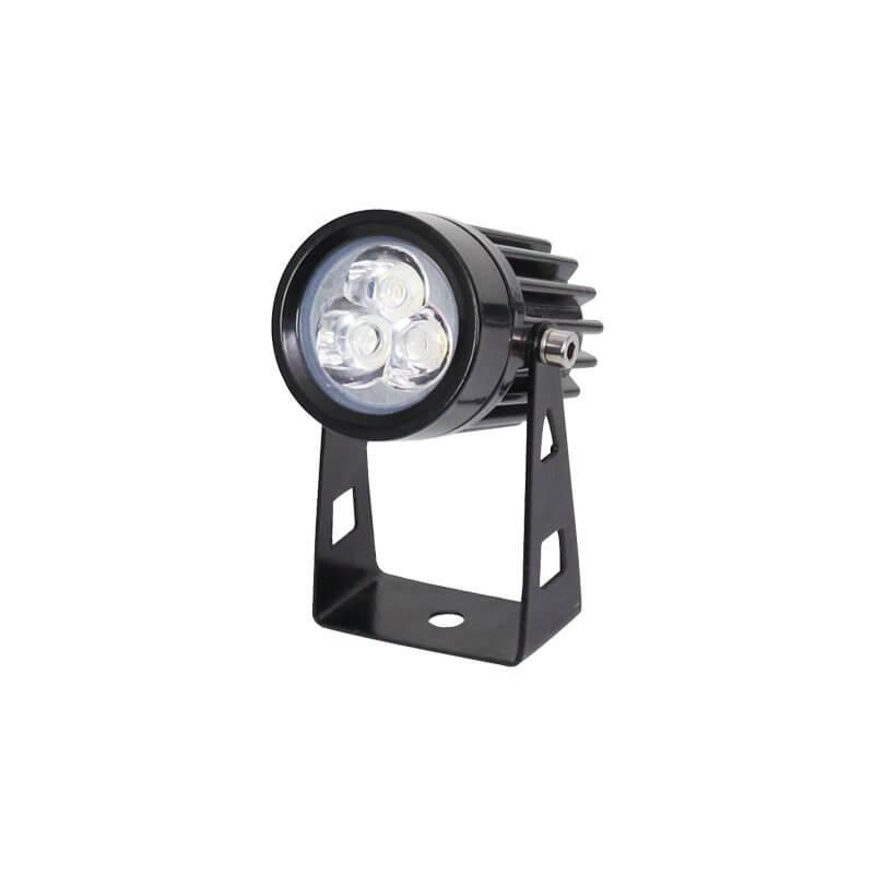 LEDJ Exterior 3W Cool White Feature Light