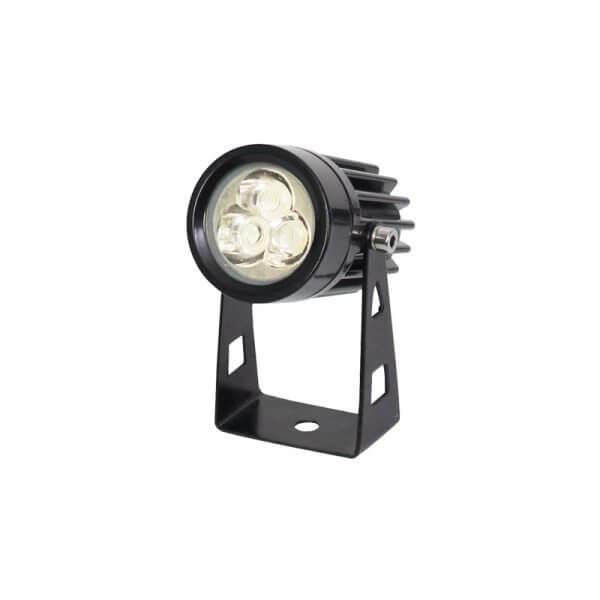 LEDJ 3W Warm White LED Exterior Outdoor Light IP65