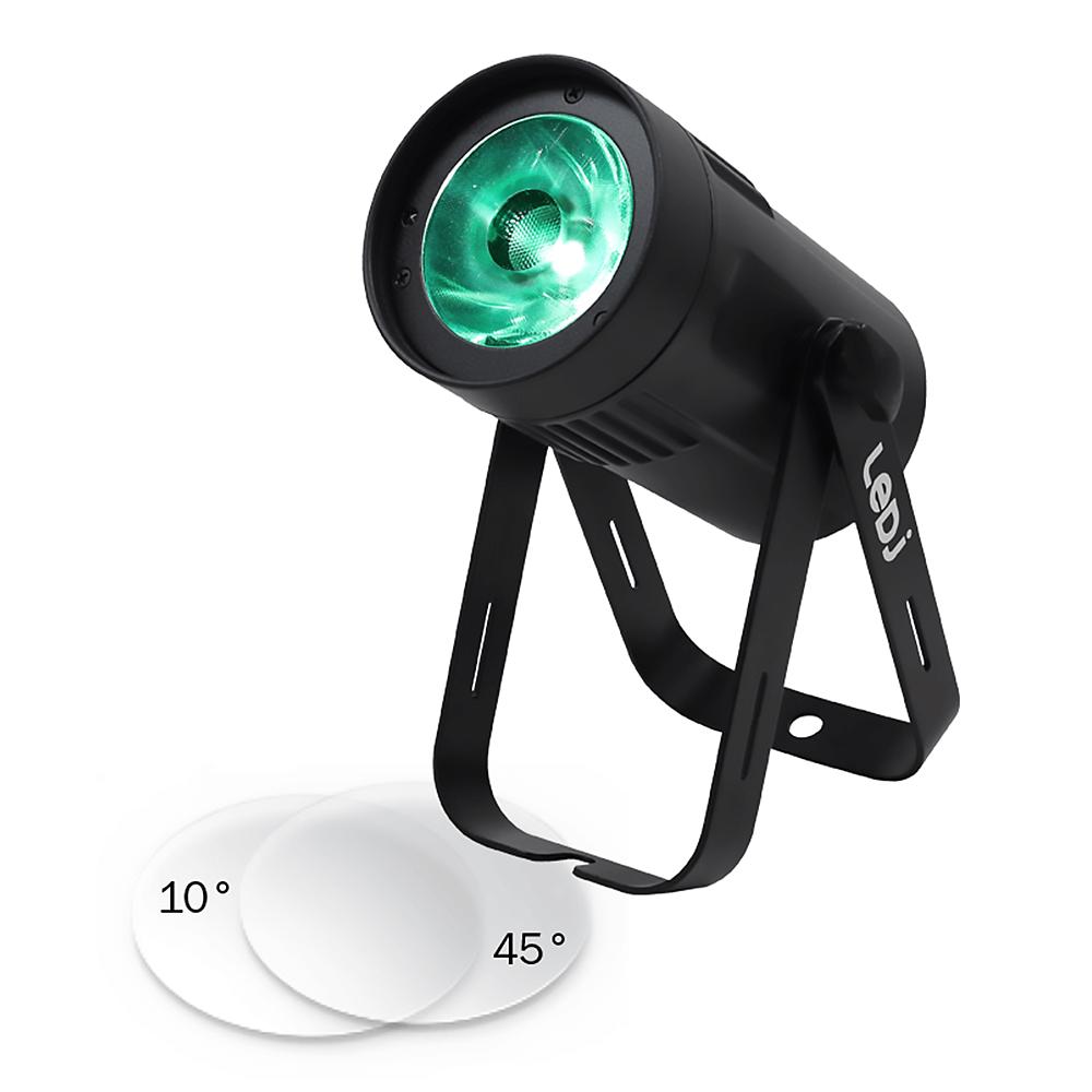 LEDJ Event Spot 15W RGBW LED Pinspot MKII