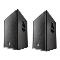 "2x HK Audio PRO12XD Active PA Speaker 12"" 1200W DSP PA System"