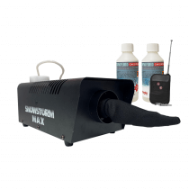 Snowstorm Max 500W Snow Machine inc. 500ml Concentrated Fluid