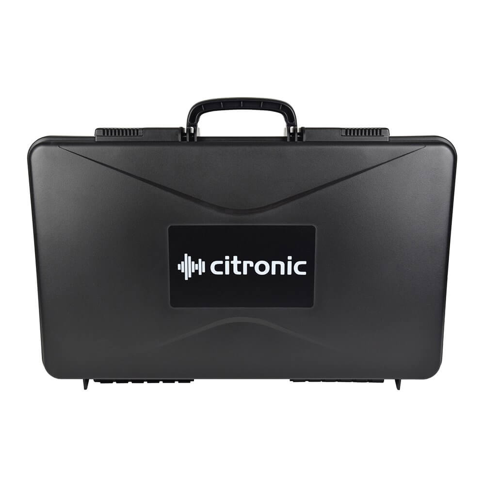 Citronic Large ABS Flightcase for Mixer, Microphones and Leads