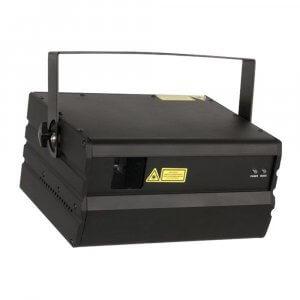 Showtec Galactic RGB850 Professional Laser ILDA DJ Lighting SD Card Stage DMX
