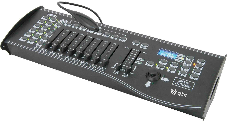 QTX 192 Channel DMX Controller with Joystick