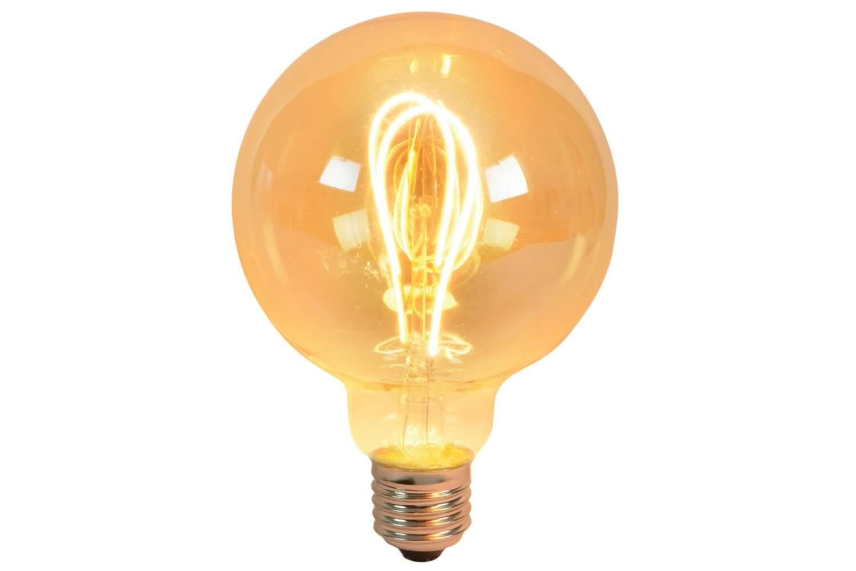 Lyyt G95 Loop Filament Lamp E27 5W