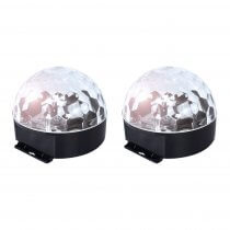 2x Shard Moonglow Eco LED Lights