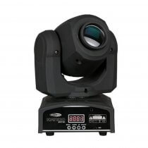 Showtec Kanjo Spot 60 LED 60W Moving Head Gobo Spot DJ Disco