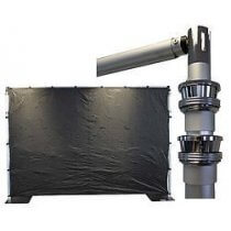 Global Truss Curtain Call drape support system