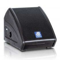 "dB Technologies Flexsys FM8 Active Wedge Monitor 8"" 400W Foldback Speaker"