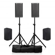 "dB Technologies OPERA 12 2400W 12"" Active Speaker Bundle inc Covers"