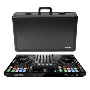 Pioneer DDJ1000SRT 4Ch DJ Controller With FX For Serato DJ Software Plus Odyssey Hard Case